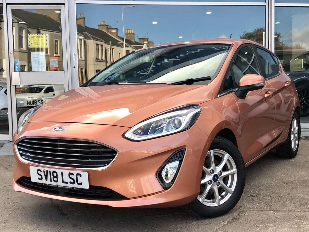 Ford Fiesta Hatchback 1.1 Ti-VCT Zetec B&O Play Series (s/s) 5dr