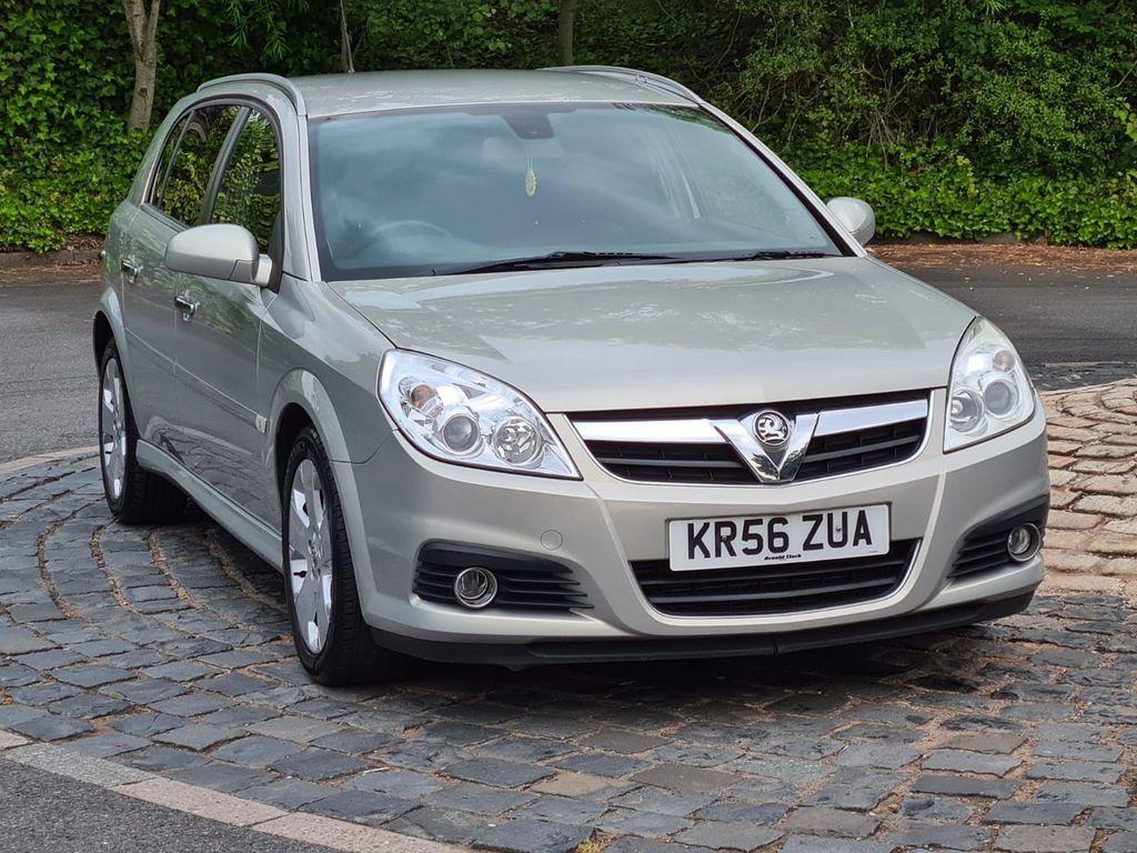Vauxhall Signum Hatchback 1.9 CDTi 16v Elite 5dr