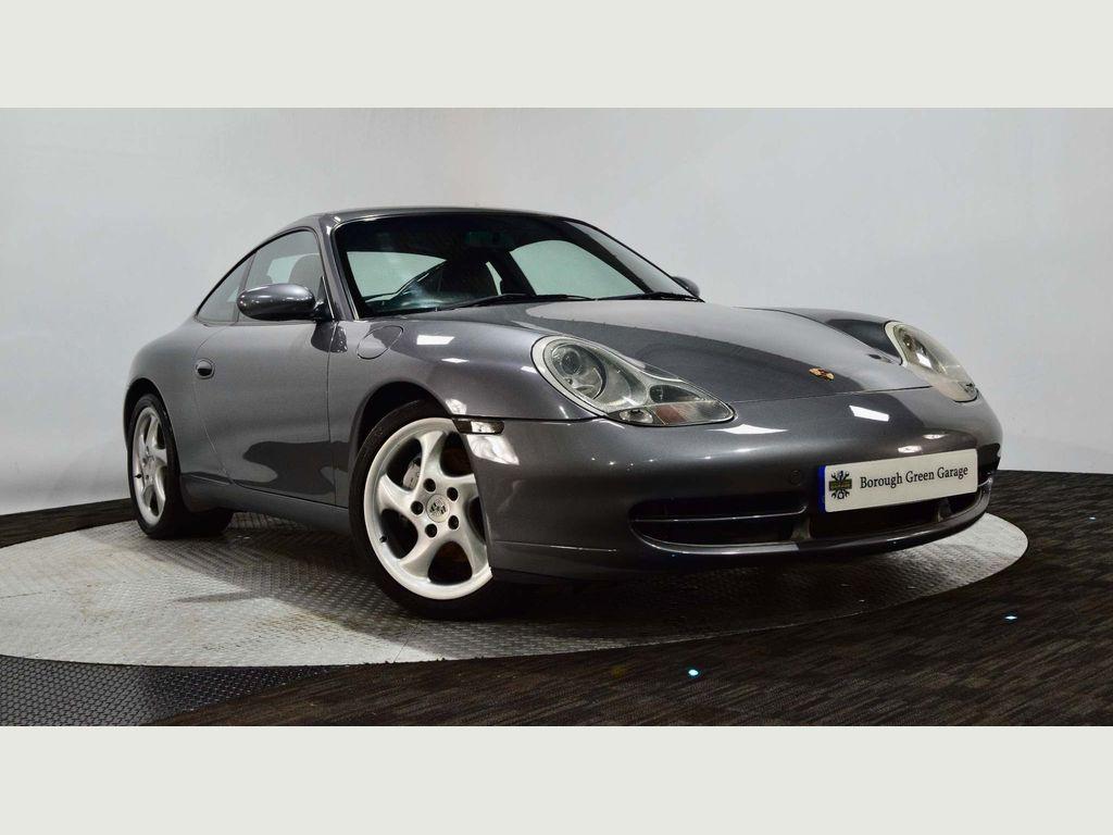 Porsche 911 Coupe 3.4 996 Carrera 4 Tiptronic S AWD 2dr