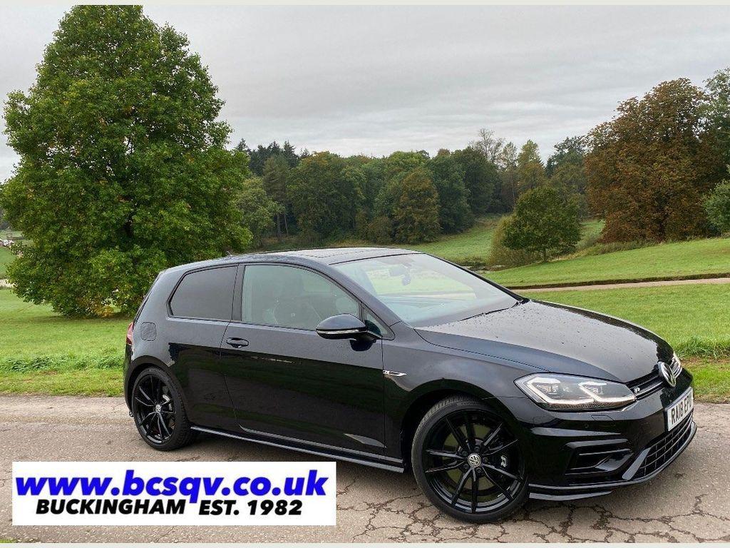 Volkswagen Golf Hatchback 2.0 TSI R DSG 4Motion (s/s) 3dr