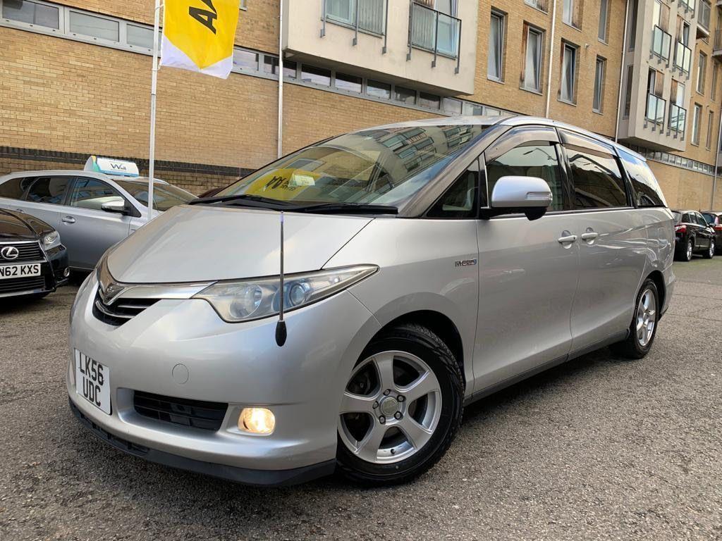 Toyota Estima MPV HYBRID+G EDITION+DISABLED CHAIR ACCESS