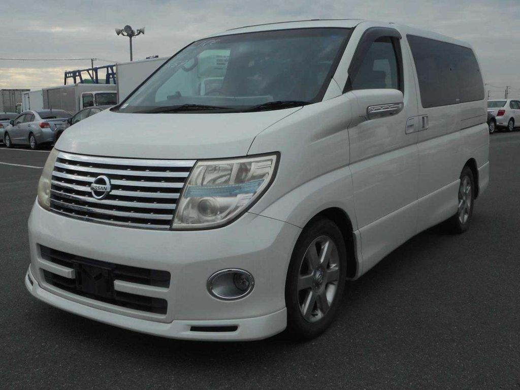 Nissan Elgrand MPV HIGHWAY STAR BIMTA CERT EN-ROUTE NOW