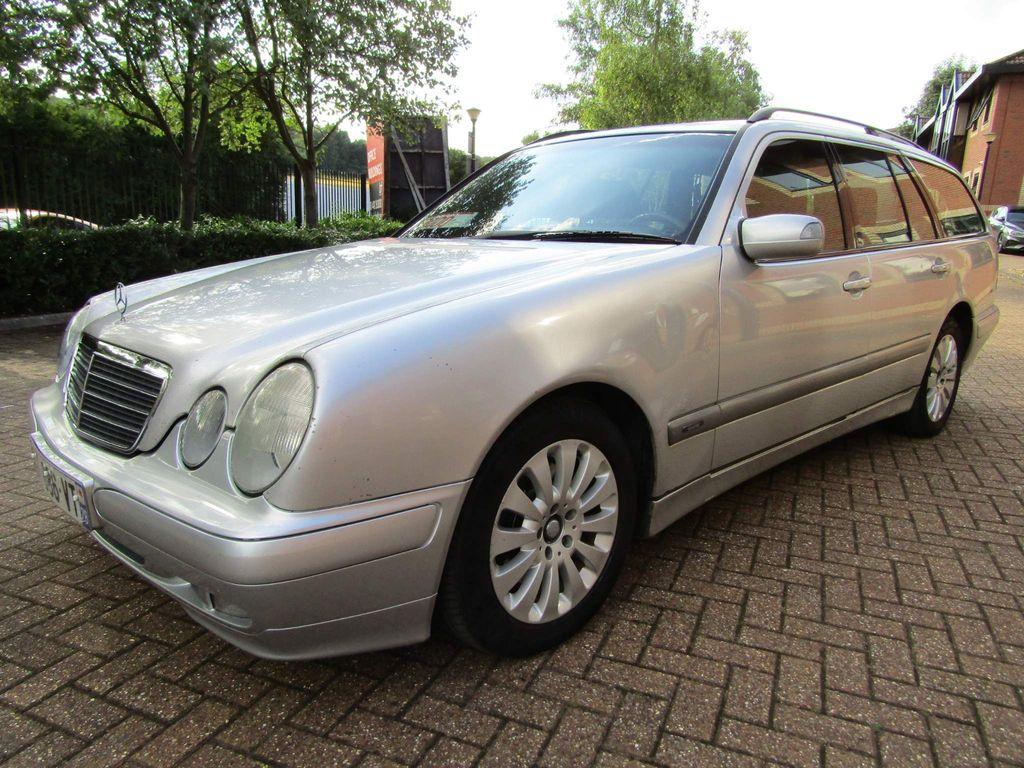 Mercedes-Benz E Class Unlisted E 270 2.7 CDi 7 SEATER AUTO ESTATE 5 DR