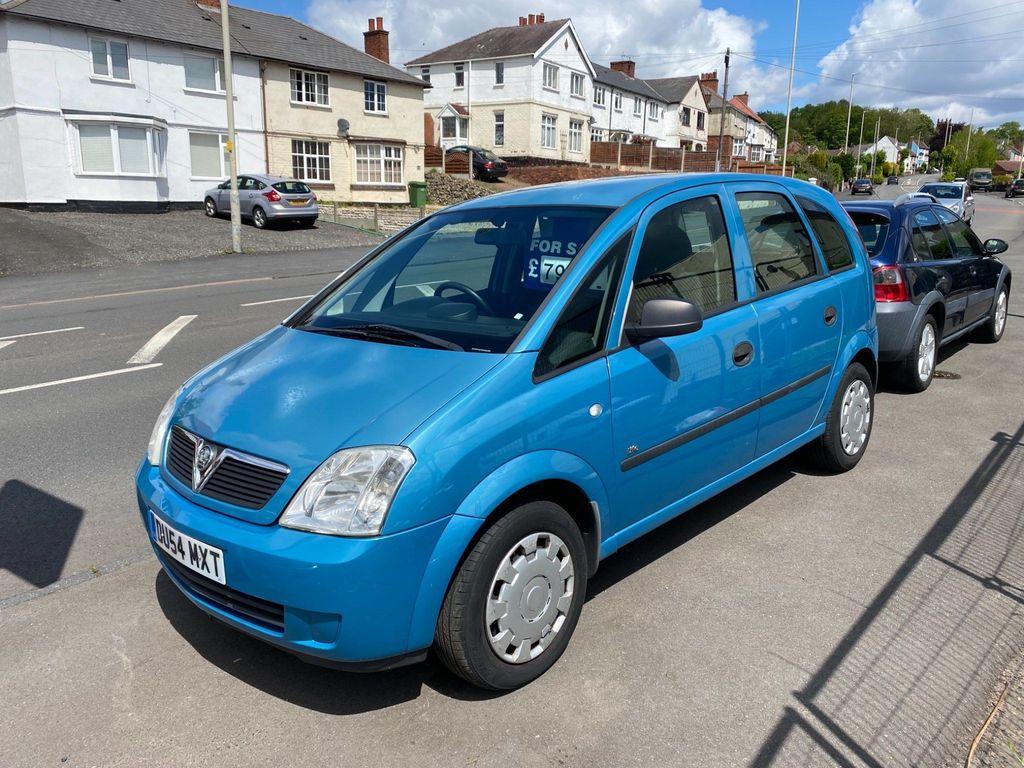 Vauxhall Meriva MPV 1.6 i Life 5dr