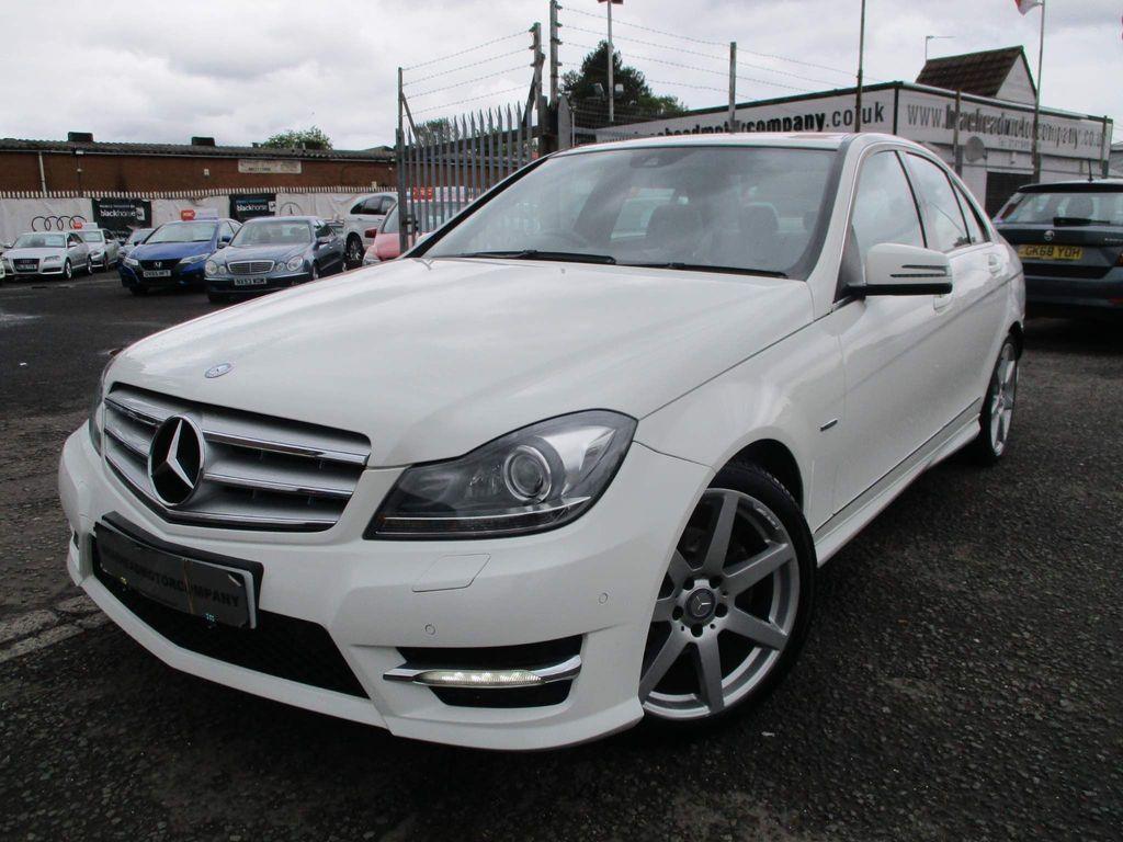 Mercedes-Benz C Class Saloon 2.1 C250 CDI BlueEFFICIENCY Sport Edition 125 7G-Tronic 4dr