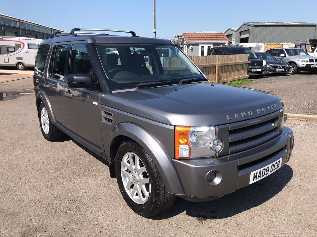 Land Rover Discovery 3 SUV 2.7 TD V6 XS 5dr