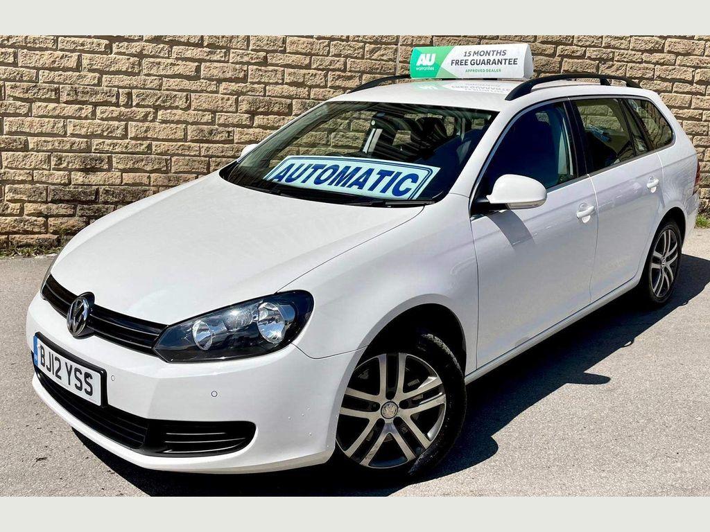 Volkswagen Golf Estate 2.0 TDI SE DSG 5dr