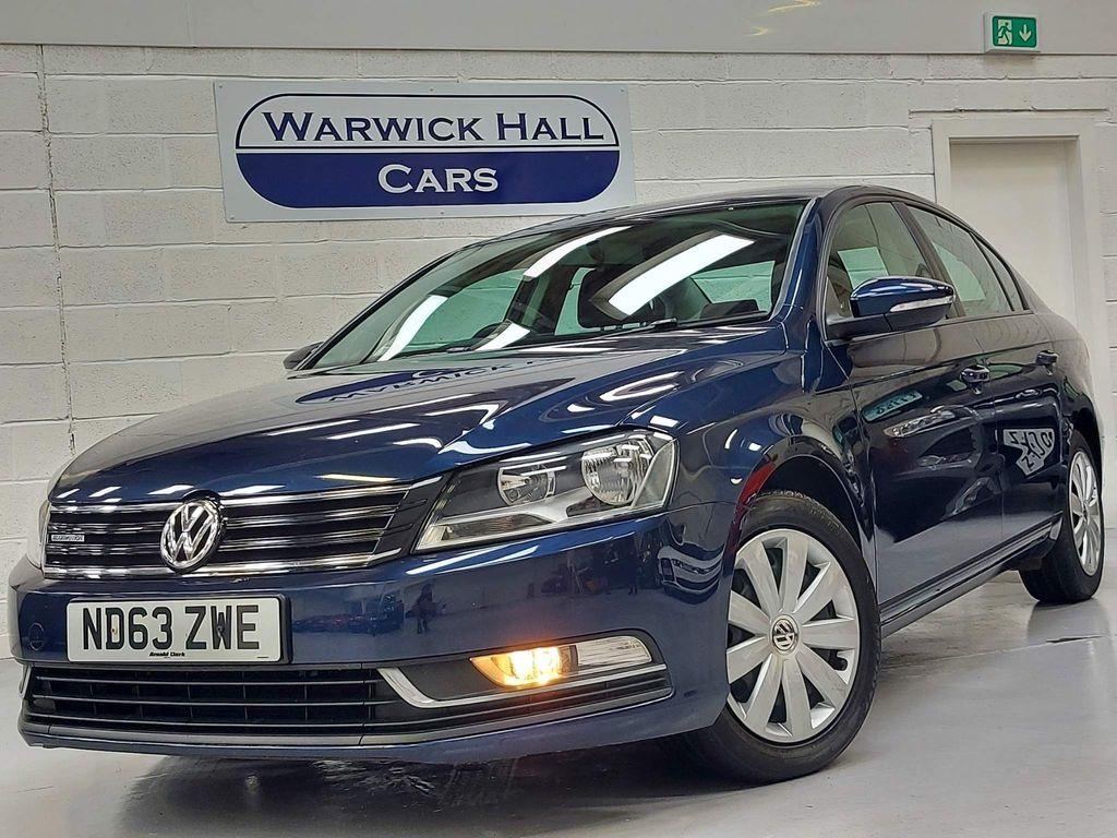 Volkswagen Passat Saloon 1.6 TDI BlueMotion (s/s) 4dr