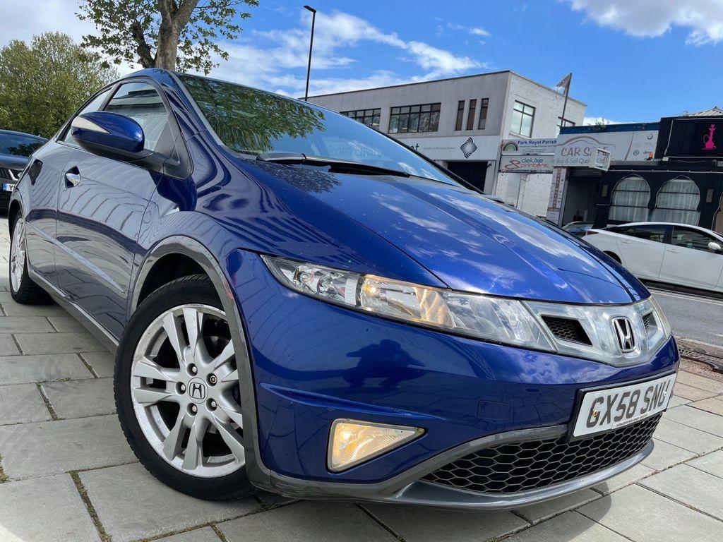 Honda Civic Hatchback 1.8 i-VTEC EX 5dr
