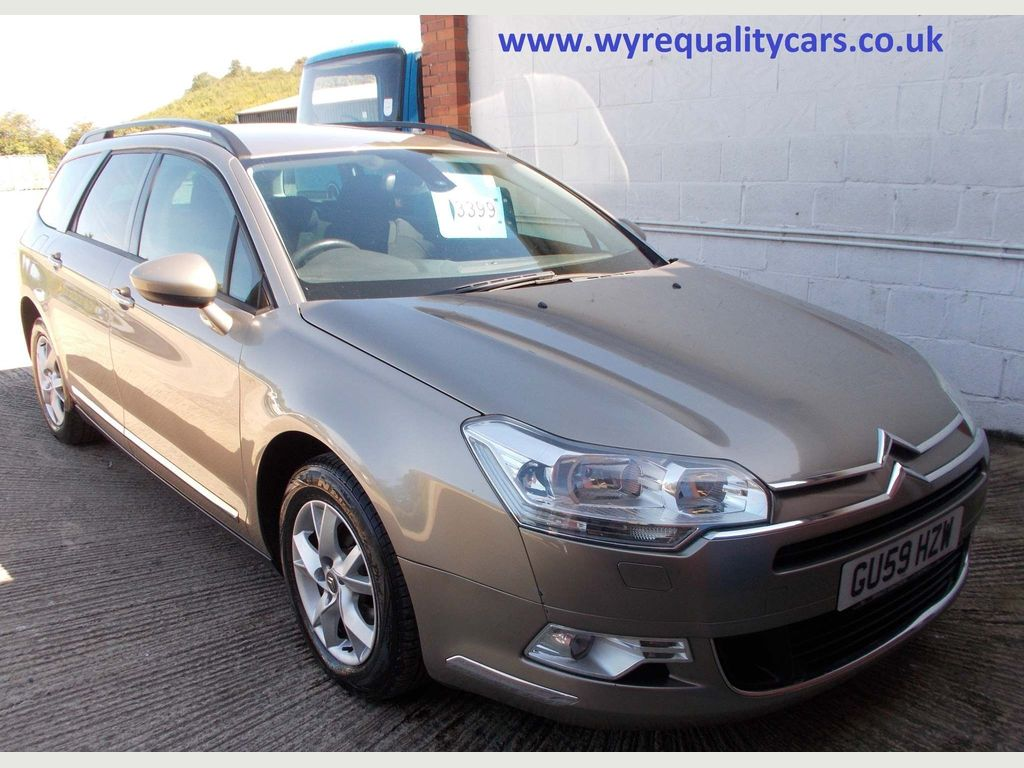 CITROEN C5 Estate 1.6 HDi VTR+ 5dr