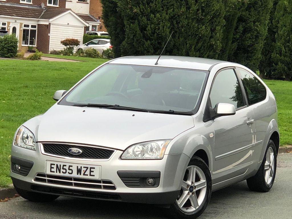 Ford Focus Hatchback 1.6 Titanium 3dr