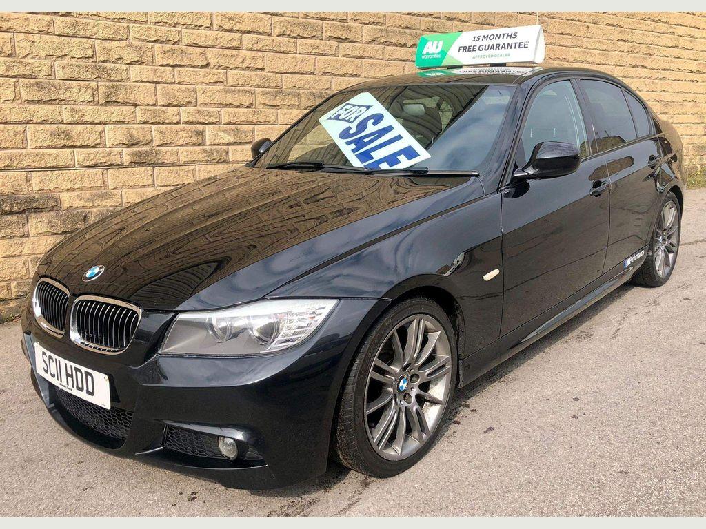 BMW 3 Series Saloon 2.0 318i Sport Plus Edition 4dr