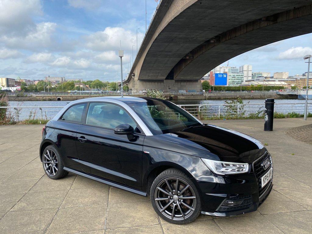 Audi A1 Hatchback 1.6 TDI S line (s/s) 3dr