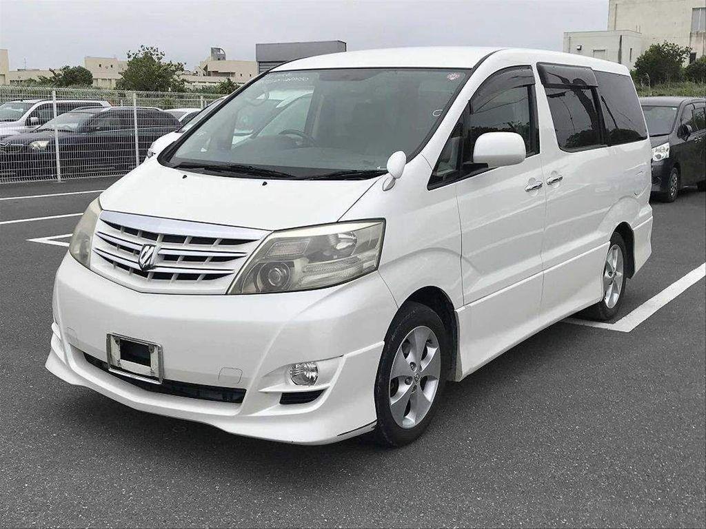 Toyota Alphard MPV 3.0 MS Ltd