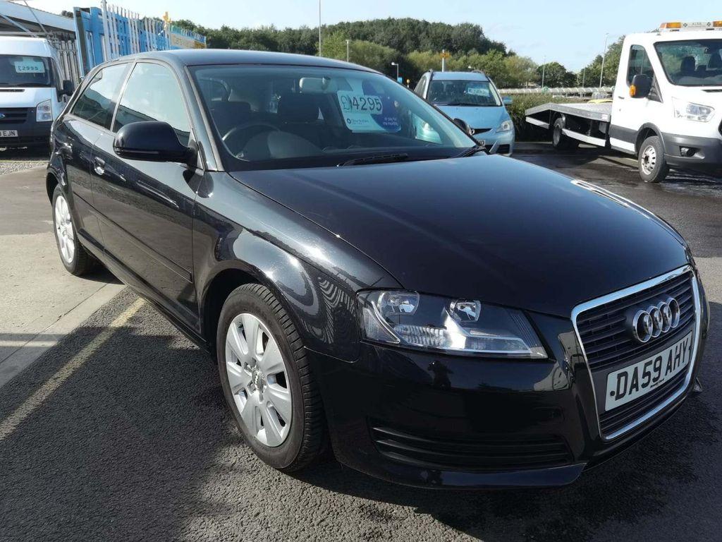 Audi A3 Hatchback 1.6 S Tronic 3dr