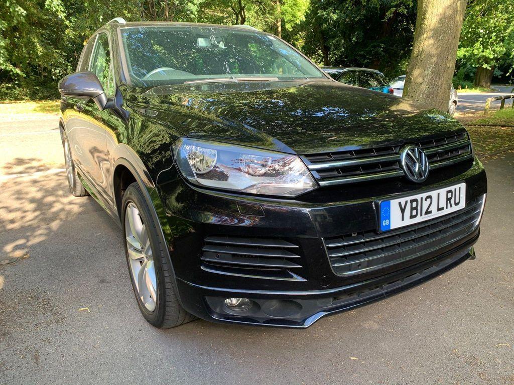 Volkswagen Touareg SUV 3.0 TDI V6 Altitude Tiptronic 4x4 (s/s) 5dr