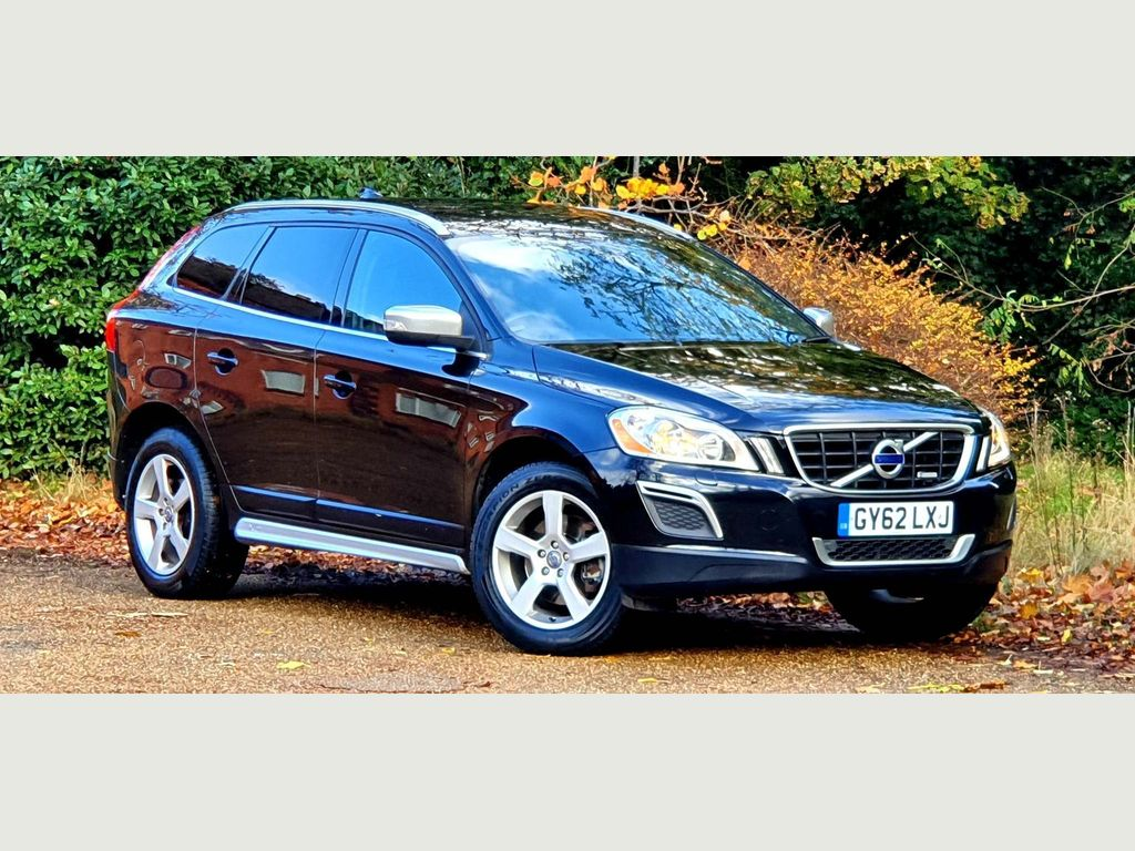 Volvo XC60 SUV 2.4 D4 R-Design Nav Geartronic AWD 5dr