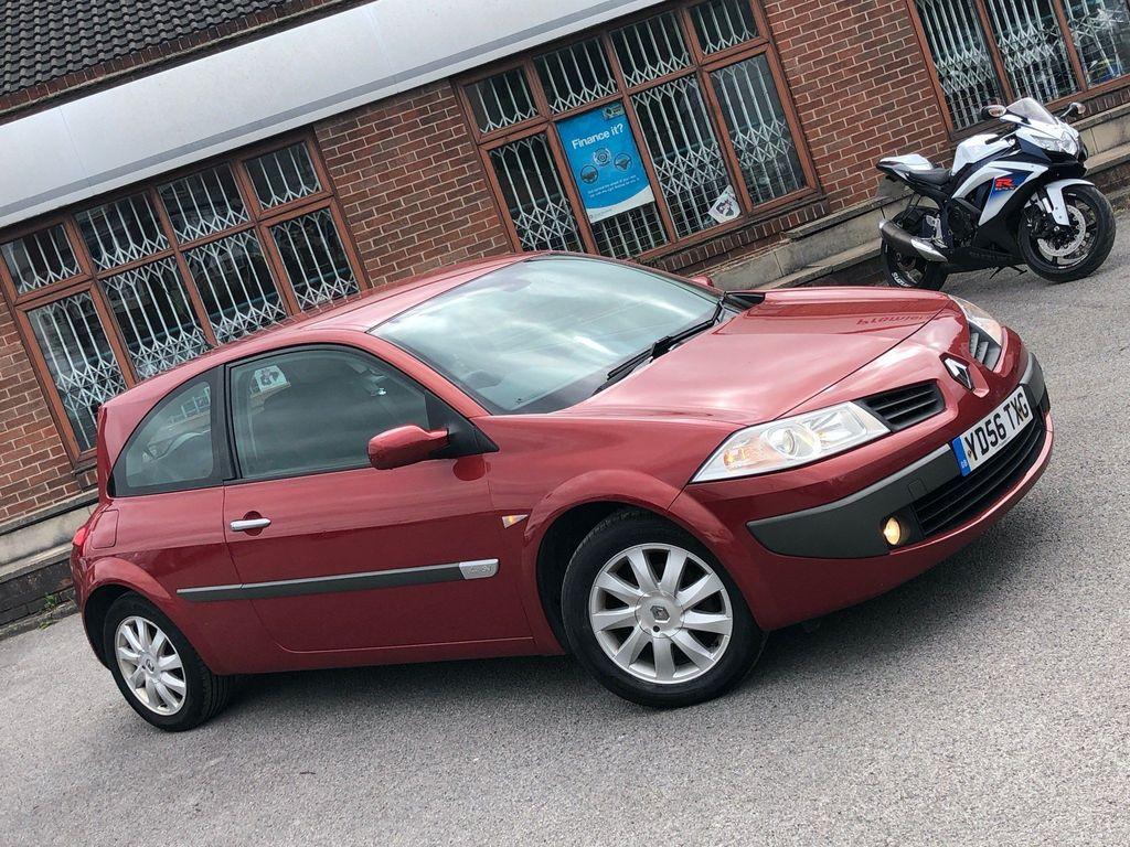 Renault Megane Hatchback 1.4 16v Dynamique 3dr