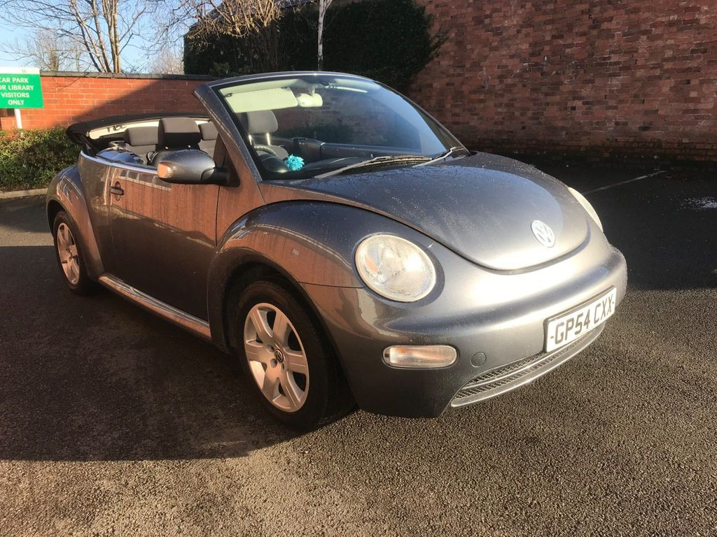 Volkswagen Beetle Convertible 1.4 Cabriolet 2dr