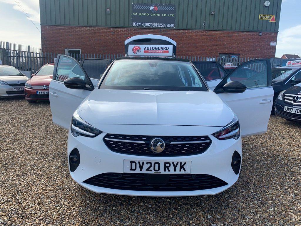 Vauxhall Corsa Hatchback 1.2 Turbo Elite Nav Premium Auto (s/s) 5dr