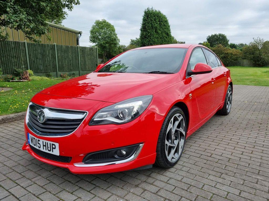 Vauxhall Insignia Hatchback 2.0 CDTi ecoFLEX SRi VX Line Nav (s/s) 5dr