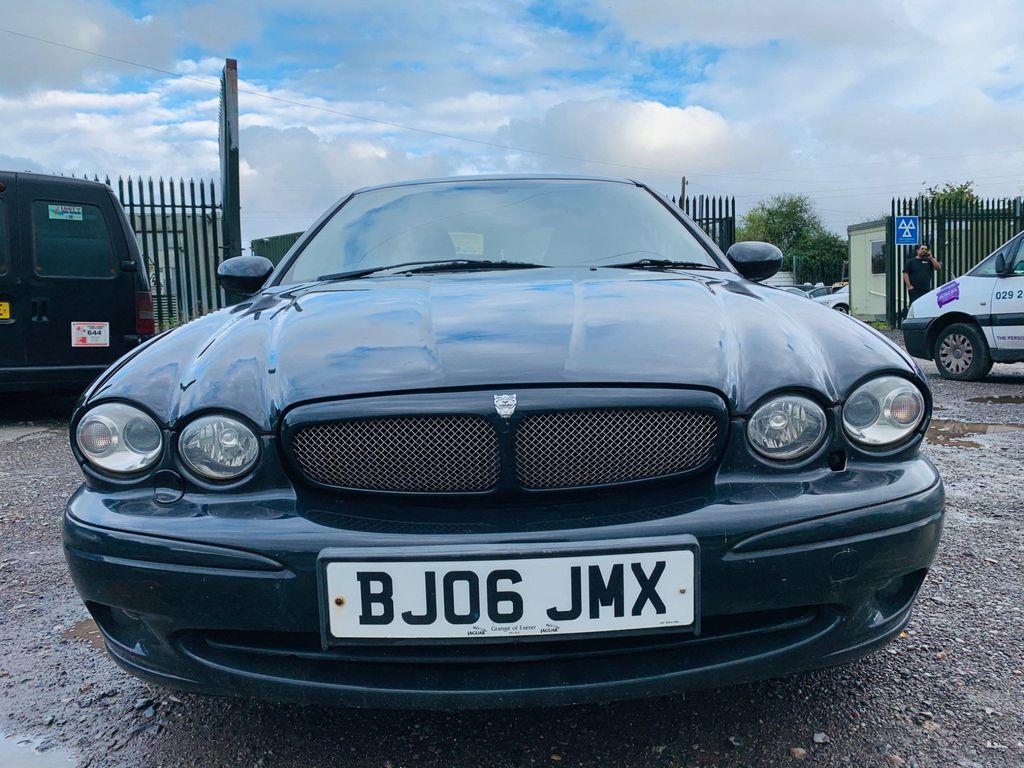 Jaguar X-Type Saloon 2.2 D Sport 4dr