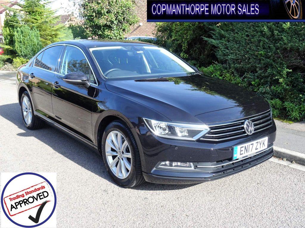 Volkswagen Passat Saloon 2.0 TDI SE Business (s/s) 4dr