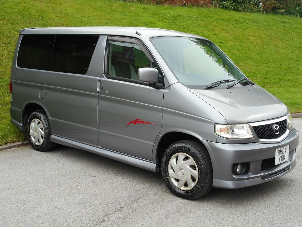 MAZDA BONGO MPV {Edition unlisted}