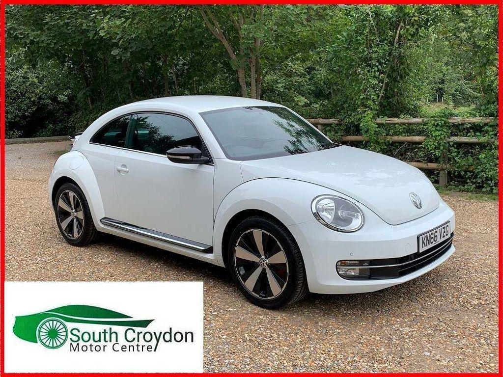 Volkswagen Beetle Hatchback 2.0 TSI BlueMotion Tech Sport (s/s) 3dr