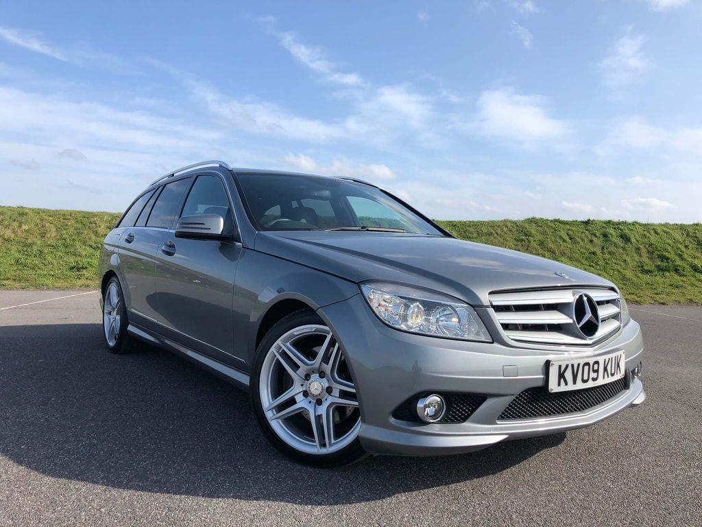Mercedes-Benz C Class Estate 3.0 C320 CDI Sport G-Tronic 5dr