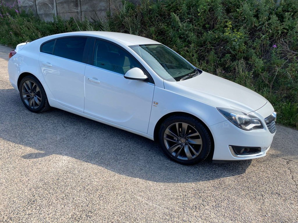 Vauxhall Insignia Hatchback 1.8 i VVT SRi 5dr