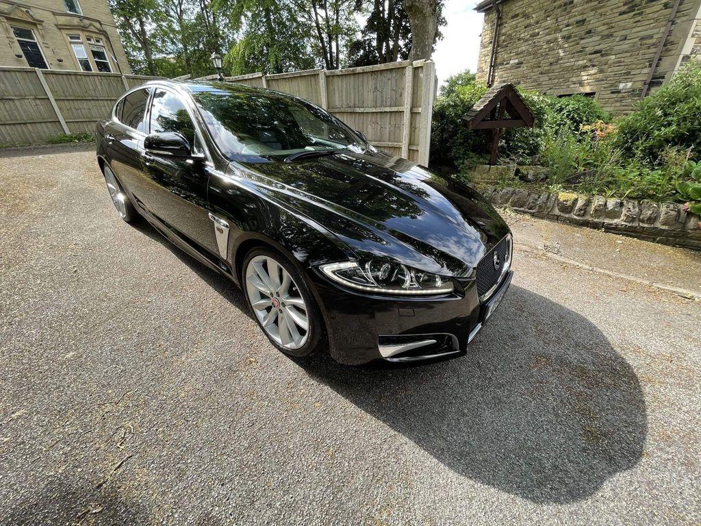 Jaguar XF Saloon 3.0d S V6 Portfolio (s/s) 4dr