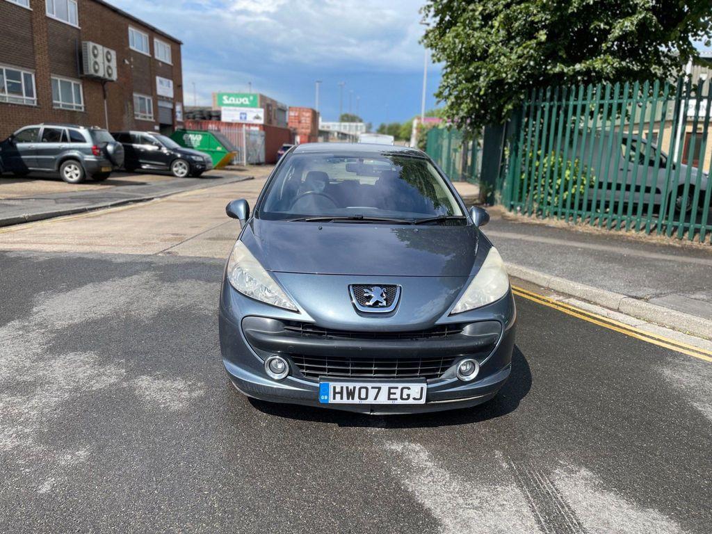 Peugeot 207 Hatchback 1.4 16v Sport 3dr