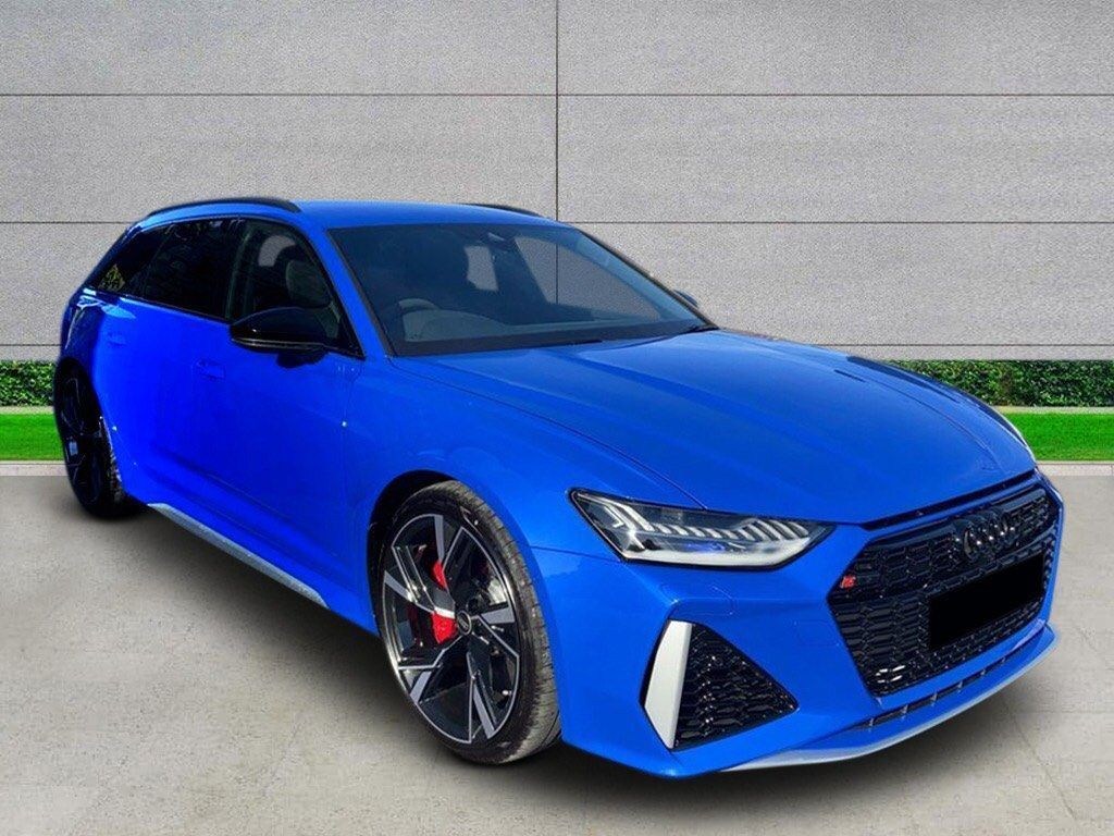 Audi RS6 Avant Estate 4.0 TFSI V8 Nogaro Edition Avant Tiptronic quattro (s/s) 5dr