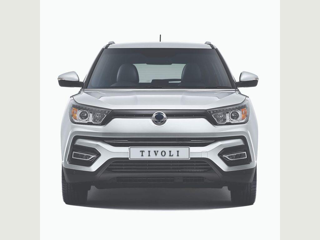 SsangYong Tivoli SUV 1.6 e-XGi EX (s/s) 5dr