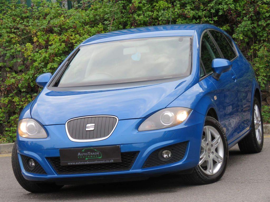 SEAT Leon Hatchback 1.6 TDI Ecomotive CR SE Copa 5dr