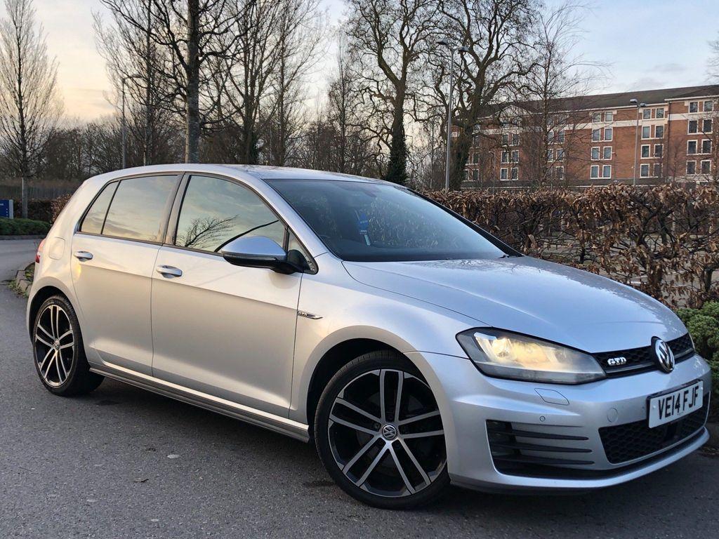 Volkswagen Golf Hatchback 2.0 TDI BlueMotion Tech GTD 5dr