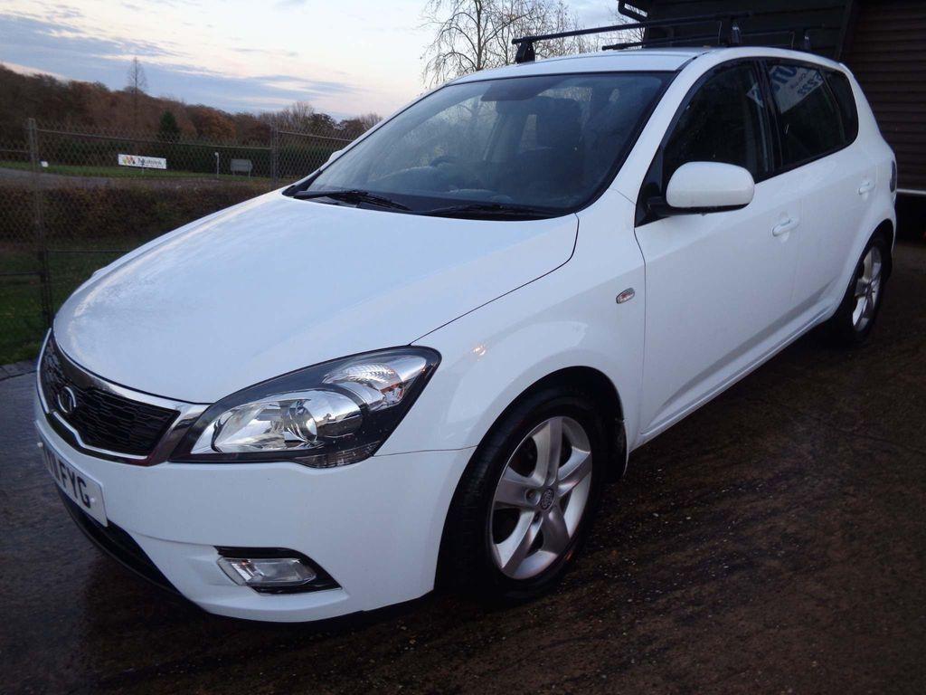 Kia Ceed Hatchback 1.4 VR7 5dr
