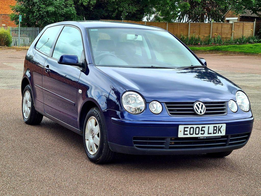 Volkswagen Polo Hatchback 1.4 Twist 3dr