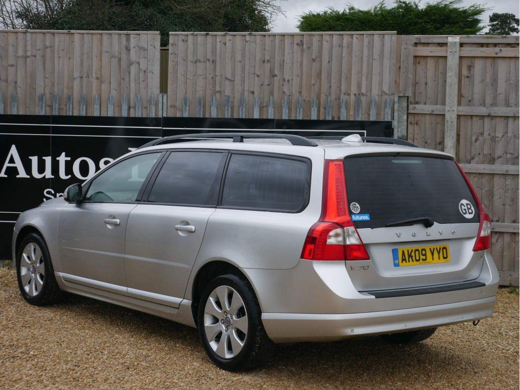 Volvo V70 Estate 2.4 D5 SE (Premium Pack) Geartronic 5dr