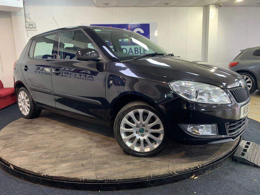 SKODA Fabia Hatchback 1.6 TDI CR DPF Elegance 5dr