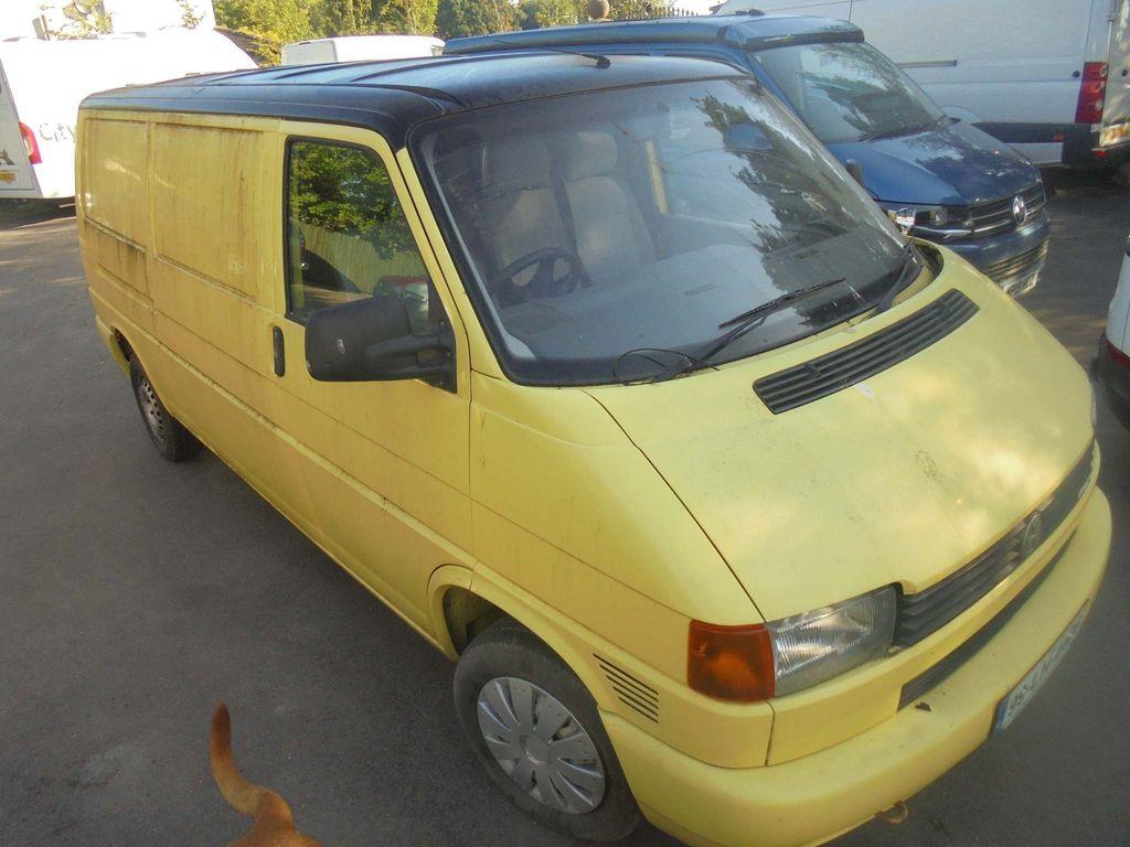Volkswagen Transporter Panel Van 2.5 Syncro 1100 Panel Van (LWB)