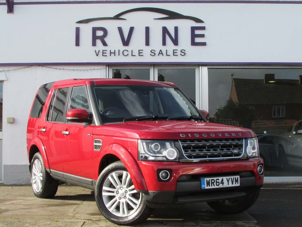Land Rover Discovery 4 Other 3.0 SD V6 XS Panel Van 5dr