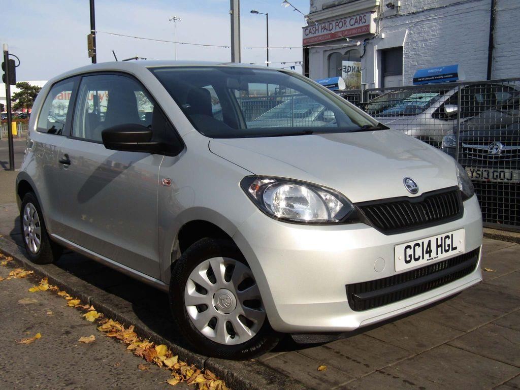 SKODA Citigo Hatchback 1.0 MPI S 3dr