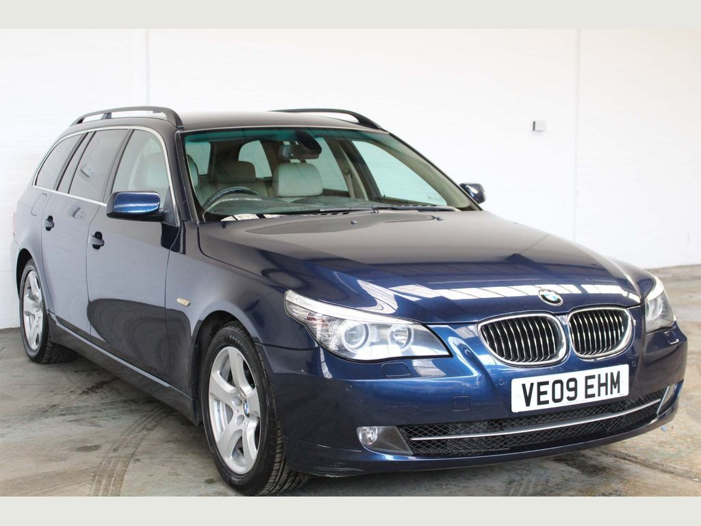 BMW 5 Series Estate 3.0 525d SE Business Edition Touring 5dr