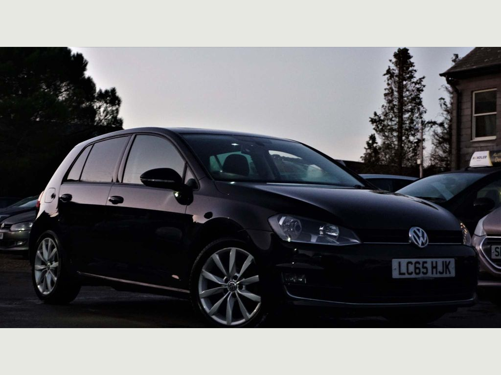 Volkswagen Golf Hatchback 1.6 TDI BlueMotion Tech GT DSG (s/s) 5dr