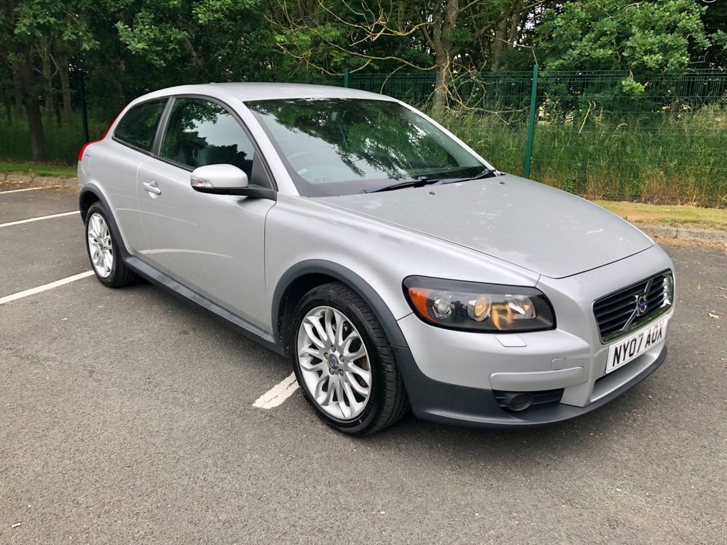 Volvo C30 Coupe 2.4 i SE Geartronic 2dr