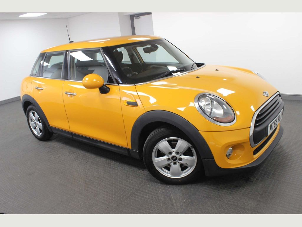 MINI Hatch Hatchback 1.2 One (s/s) 5dr