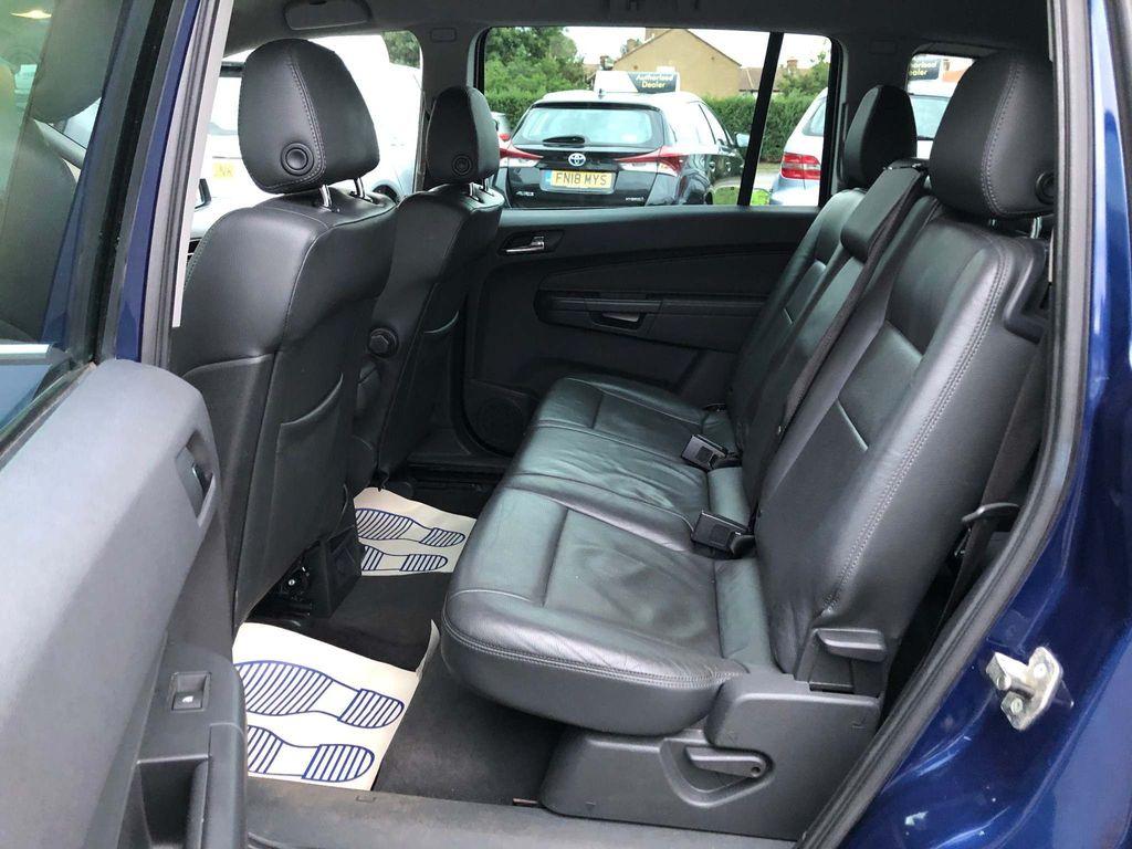 Vauxhall Zafira MPV 1.9 CDTi Elite 5dr