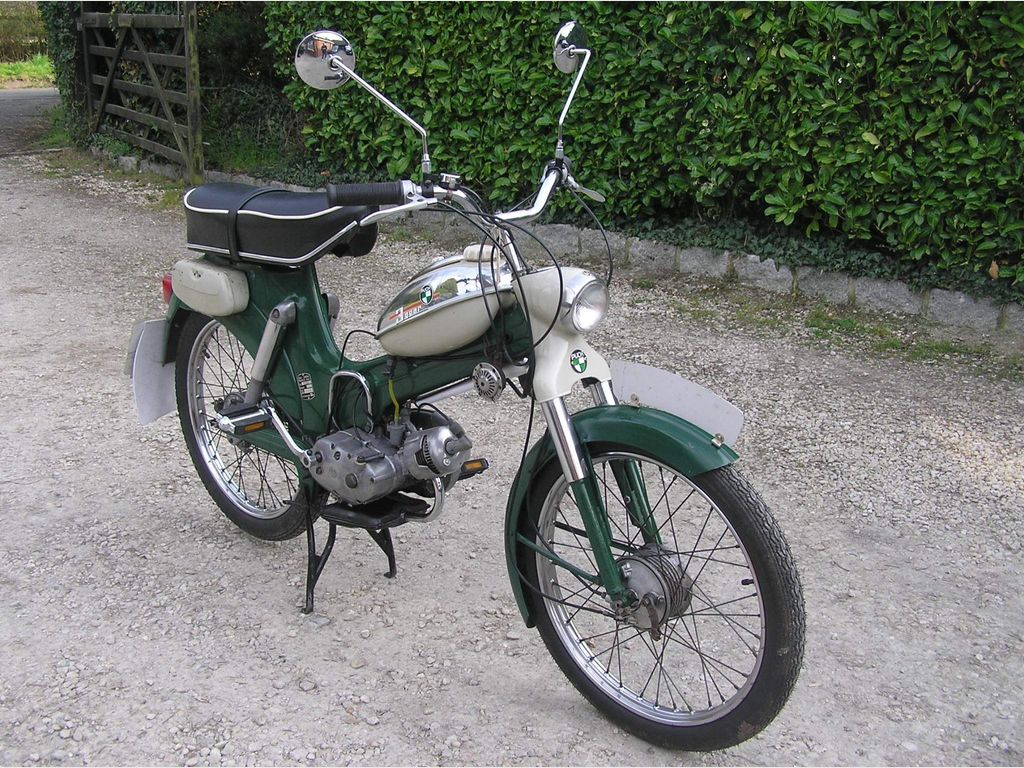 Puch M50 Sports Unlisted